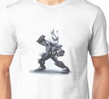 Minimalist Wolf from Super Smash Bros. Brawl Unisex T-Shirt