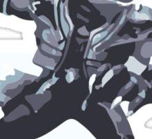 Minimalist Wolf from Super Smash Bros. Brawl Sticker