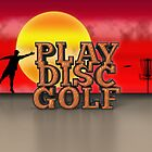 Play Disc Golf by Phil Perkins