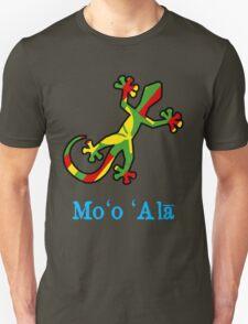 Hawaiian Flag Gecko T-Shirt