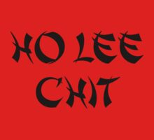 Ho Lee Chit by BrightDesign