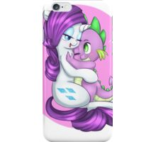 Spike Rarity Hug iPhone Case/Skin