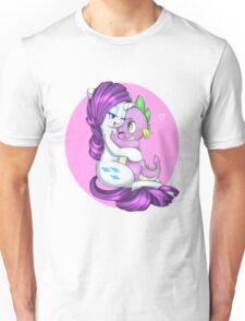 Spike Rarity Hug Unisex T-Shirt