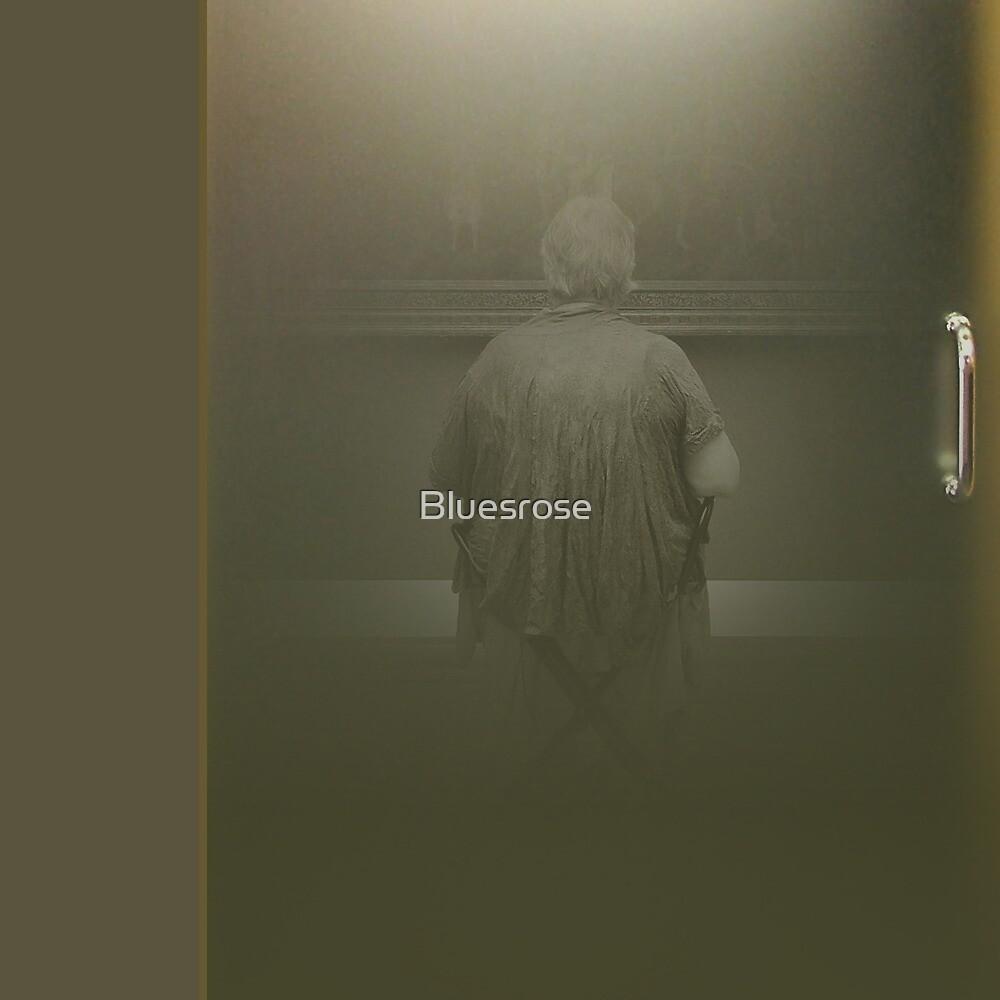 Behind that door  by Bluesrose