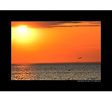Long Island Sound Evening - Stony Brook, New York Photographic Print