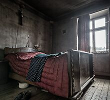 the forgotten bed by Jean-Claude Dahn