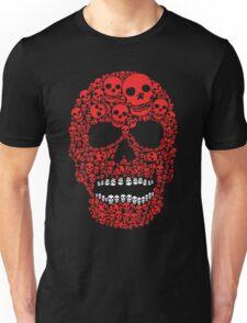 Head Dead Scull Unisex T-Shirt