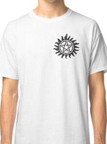 Supernatural Tattoo Classic T-Shirt