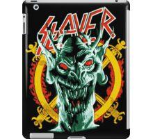 SLAYER iPad Case/Skin
