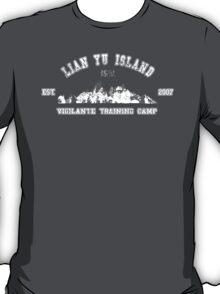 Vigilante Training Camp (Distressed) T-Shirt