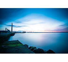 Dublin Bay, Ireland Photographic Print