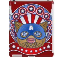 Captain Cat iPad Case/Skin