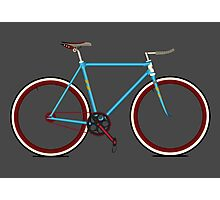 Bike Photographic Print