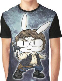 Bun Solo Galaxy ~ Star Wars Graphic T-Shirt