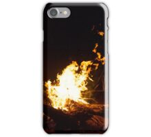 Indian Creek Fire iPhone Case/Skin