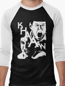 Star Trek Khan Men's Baseball ¾ T-Shirt