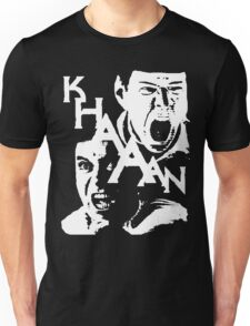 Star Trek Khan Unisex T-Shirt