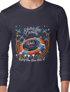 E.L.O. Out of The BLUE TOUR Long Sleeve T-Shirt