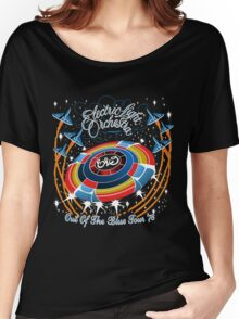 E.L.O. Out of The BLUE TOUR Women's Relaxed Fit T-Shirt