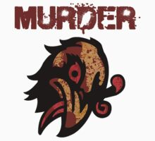 Bio-Shock Murder of crows T-Shirt