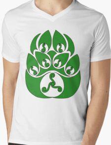 Blossom Mens V-Neck T-Shirt
