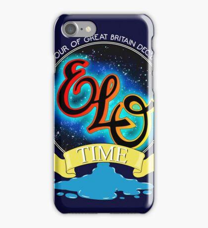 E.L.O. TIME TOUR 1981 iPhone Case/Skin