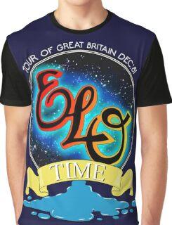 E.L.O. TIME TOUR 1981 Graphic T-Shirt
