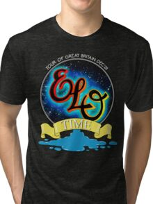 E.L.O. TIME TOUR 1981 Tri-blend T-Shirt