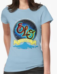 E.L.O. TIME TOUR 1981 Womens Fitted T-Shirt