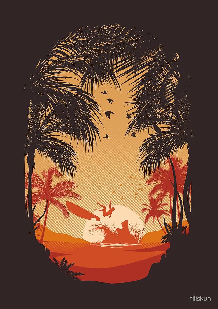 Summertime Madness by filiskun