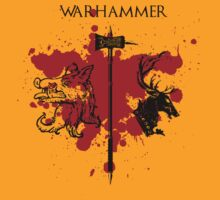 Warhammer by mrvengeance