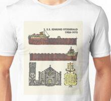 Edmund Fitzgerald Unisex T-Shirt