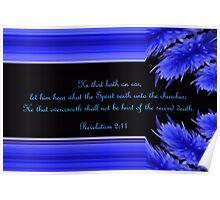 Let Him Hear What the Spirit Saith Poster