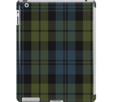10014 Campbell Clan Tartan Fabric Print Ipad Case iPad Case/Skin