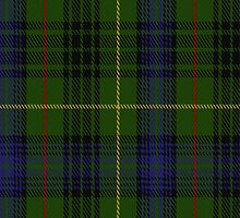 00015 Stewart Hunting Clan Tartan Fabric Print Iphone Case by Detnecs2013