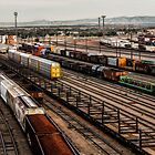 Train Trax #2 by StudlyMuffin