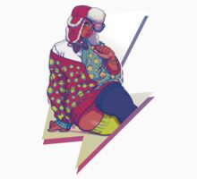 Winter Thunder One Piece - Short Sleeve