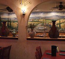 Fratelli's Restaurant by Henri Bersoux