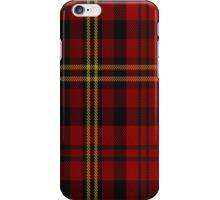02363 Davis Tartan Fabric Print Iphone Case iPhone Case/Skin