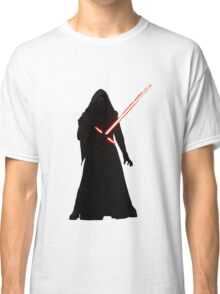 Kylo Ren Shadow Style Classic T-Shirt