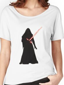 Kylo Ren Shadow Style Women's Relaxed Fit T-Shirt