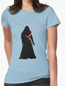 Kylo Ren Shadow Style Womens Fitted T-Shirt