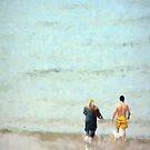 Shore lines distance by stefanie le pape