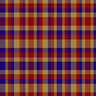 02366 Montgomery County, Maryland District Tartan Fabric Print Iphone Case by Detnecs2013