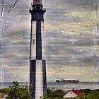 Virginia Beach Lighthouse by Barbara Manis