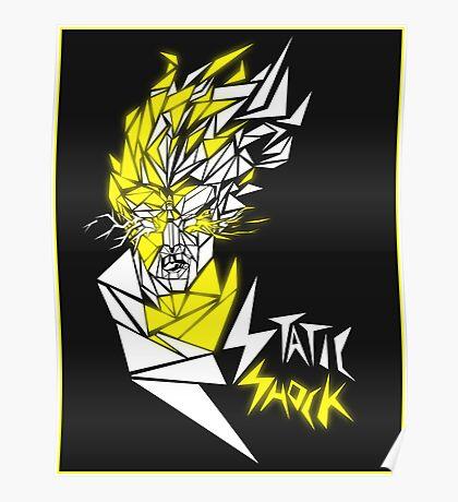 Static Shock Poster