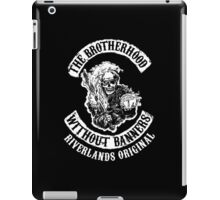 Game of Anarchy iPad Case/Skin