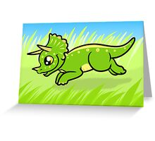 D'aaawnosaur Greeting Card