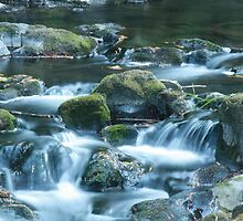 grist mill waterfalls by outdoorphoto2