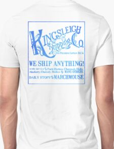 Kingsleigh Shipping Company Unisex T-Shirt